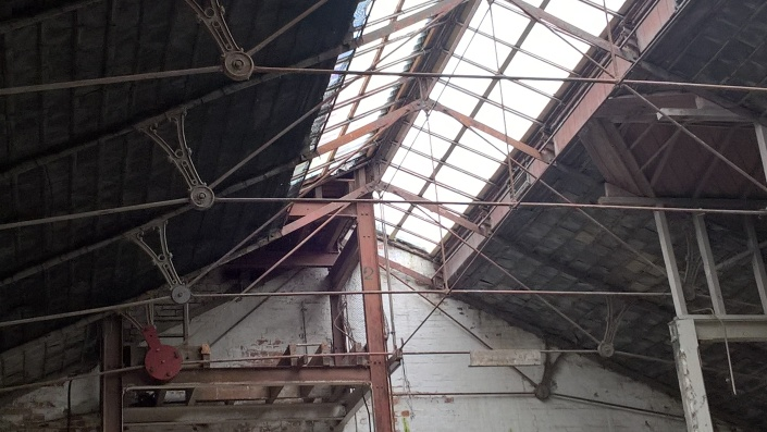 Dye House, Flaxmill Maltings