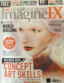 ImagineFX issue 164