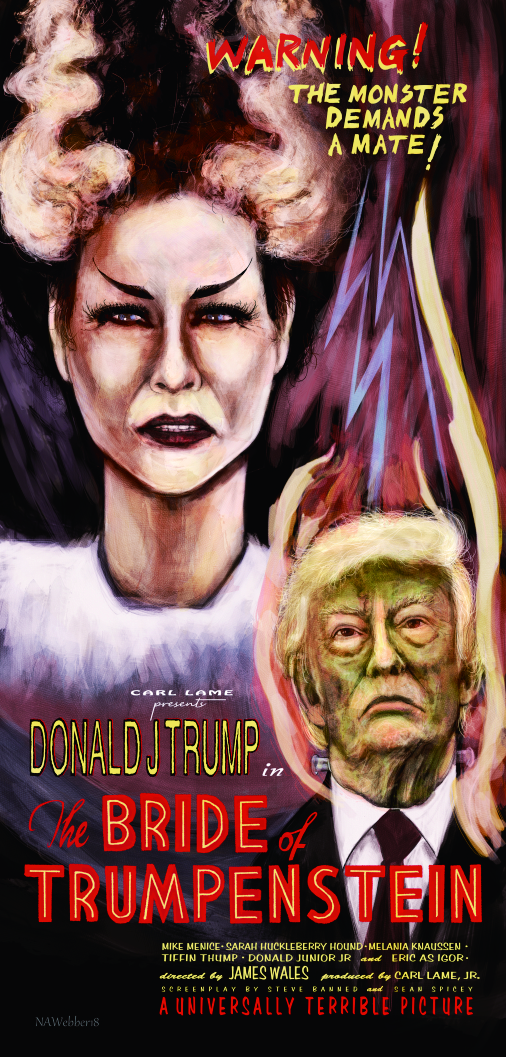 The Bride of Trumpenstein