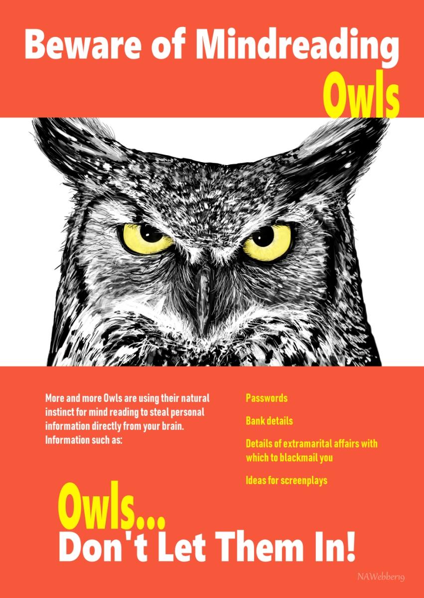 Beware mindreading owls